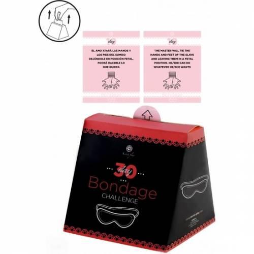 30 DAY BONDAGE CHALLENGE ES EN