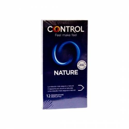 CONTROL PRESERVATIVOS NATURE 12UDS