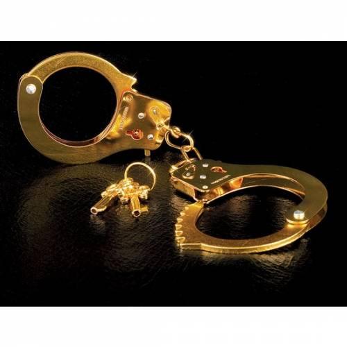 FETISH FANTASY GOLD ESPOSAS DE METAL