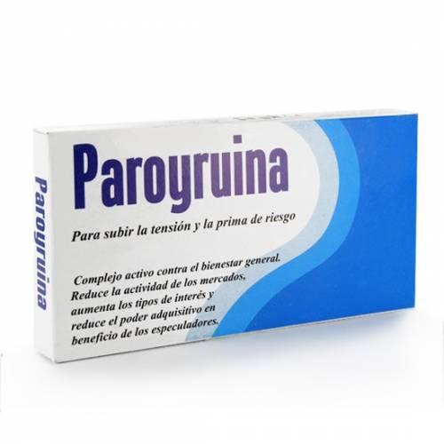 PAROYRUINA CAJA DE CARAMELOS